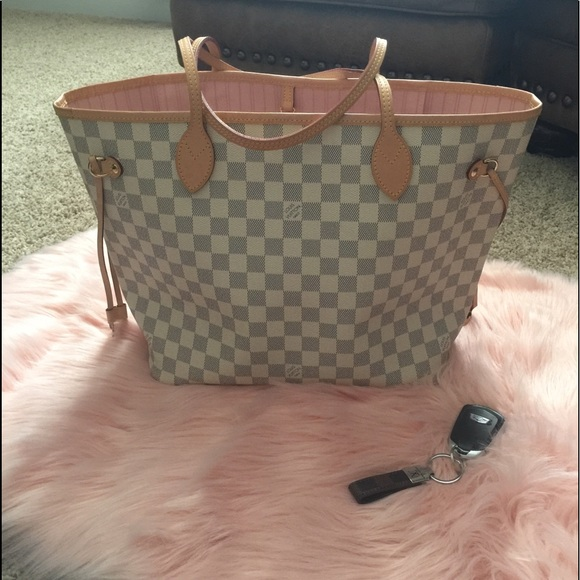 great look differently super specials Louis Vuitton Bags | Neverfull Mm Pink Ballerina | Poshmark